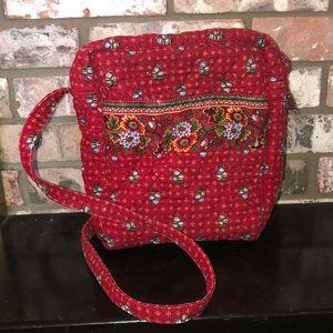 Vera Bradley purse red